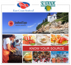 VISIT US AT THE SEAFOOD EXPO